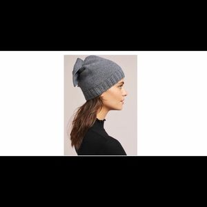Bow Beanie by Anthropologie